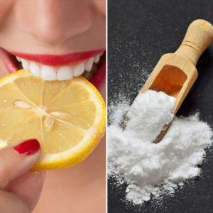 Лимон і харчова сода: чудотворна протираковий комбінація!