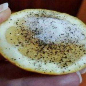 Лимон, сіль і перець краще ніж будь-які ліки! Допоможе впоратися з цими 9 проблемами зі здоров`ям!