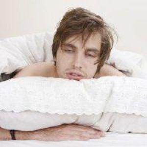 Зайва вага є причиною безсоння