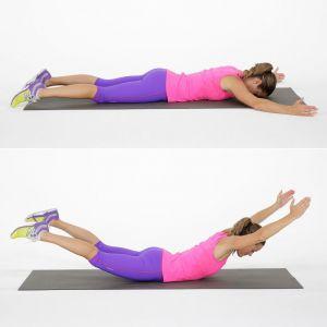 Кращі 4 вправи для пожвавлення ваших грудей