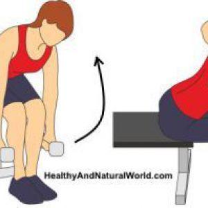 Кращі вправи, щоб позбутися від жиру під бюстгалтером