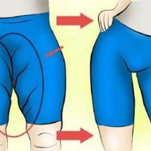 Кращі вправи для внутрішньої поверхні стегон: зробіть це один раз в день, і ваші ноги будуть чарівні!