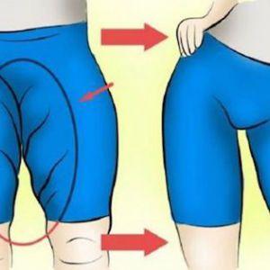 Кращі вправи для внутрішньої поверхні стегон