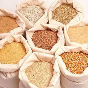 Мінерали в продуктах харчування.