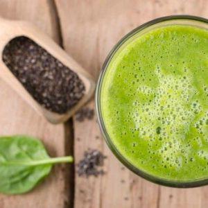 Потужна зелена бомба, яка розтопить жир і зміцнить імунітет!