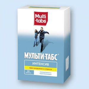 Мульти-табс для здоров`я дітей і дорослих