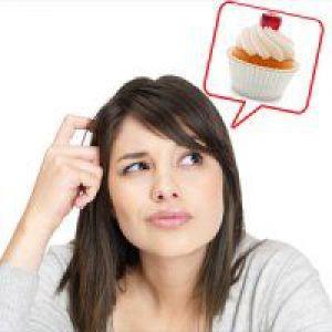 Думки про солодощі допомагають худнути