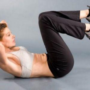 Чи не складні вправи для ідеального тіла!