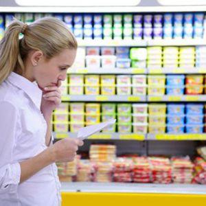 Не забуваємо про правильне харчування, коли йдемо в супермаркет