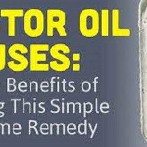 Неймовірно! Касторовою олією і харчовою содою можна лікувати більше 24 проблем зі здоров`ям!