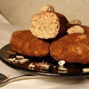 Низькокалорійне тістечко «картопля light». Це дуууже смачно !!