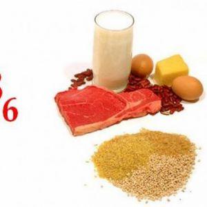 Про користь вітаміну b6 і його вміст в продуктах харчування