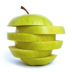 Обгортання яблучним оцтом