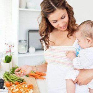 Основні правила харчування матері-годувальниці - поради і рекомендації