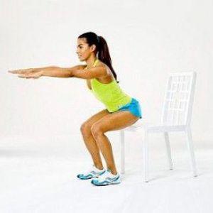 Відмінні вправи, які допоможуть підтягнути ноги.