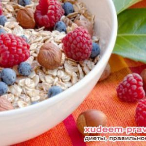 Вівсяна дієта для схуднення
