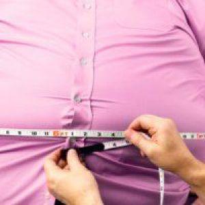 Ожиріння в молодому віці знижує тривалість життя