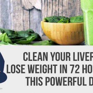 Пийте це для очищення печінки і худніть протягом 72 годин