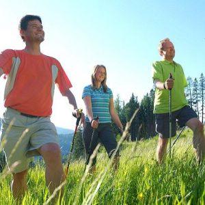 Схуднення за допомогою скандинавської ходьби - як це робити правильно?
