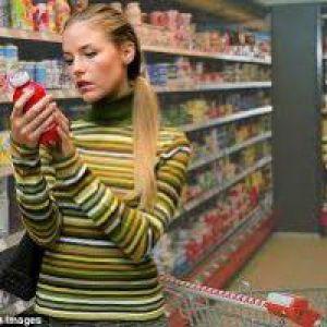 Повні люди краще запам`ятовують розташування прилавків з їжею в супермаркетах