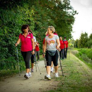 Користь і шкода скандинавської ходьби для здоров`я - цікаві моменти
