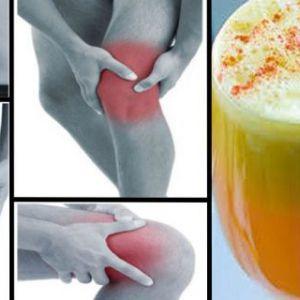 Попрощайтеся з болем у суглобах, ногах і хребті з цим перевіреним протизапальним засобом!