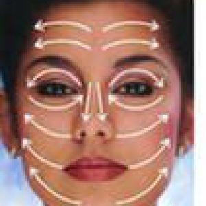 Правила пластичного масажу обличчя і результати процедури
