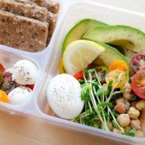 Правильне харчування - це просто! Приклад меню на 1400-1500 ккал