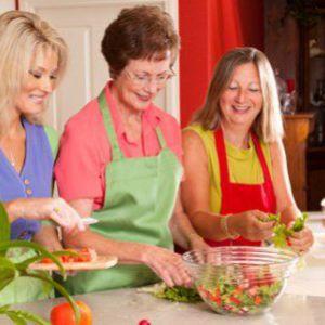 Правильне харчування для жінок після 50 років
