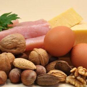 Продукти, що містять білок: списки, дієти, користь і шкода