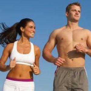 Програма тренувань для схуднення