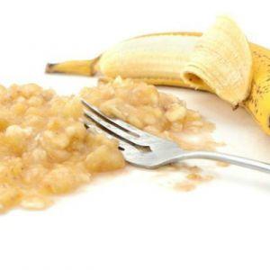 Розім`ятий банан, змішаний з цими 2 інгредієнтами допоможе забути про кашель назавжди!