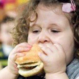 Батьки - головні винуватці дитячого ожиріння