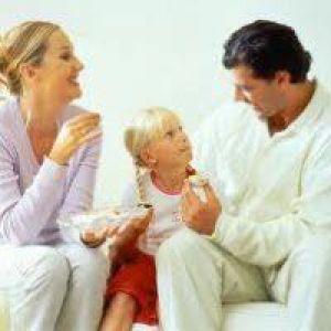 Батьківська турбота береже малюка від ожиріння
