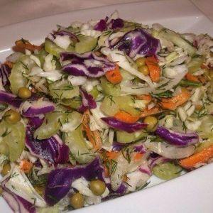 Салат для схуднення