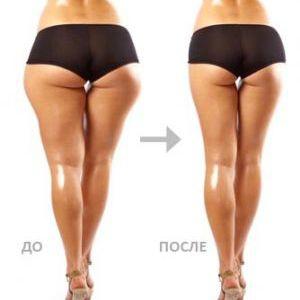 Секрети схуднення в ногах, руках і животі.