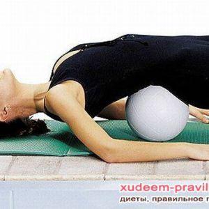 Шийний, поперековий і грудний остеохондроз