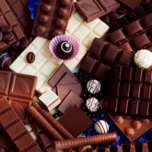 Шоколад захищає від зморшок