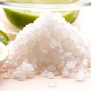 Скраби з солі