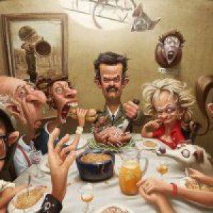 Спільні вечері з сім`єю формують у дитини потяг до здорового харчування