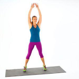 Спалюємо жир на животі та боках в домашніх умовах: 7-хвилинне тренування