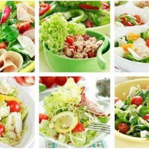 Топ-9 рецептів низькокалорійних страв