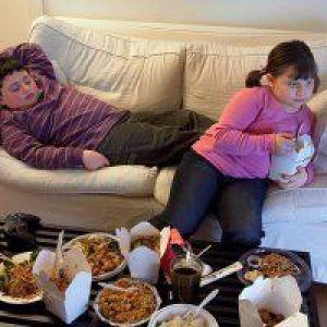Традиційні сімейні цінності допомагають дітям уникнути ожиріння