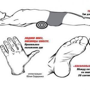 Прибрати живіт і випрямити спину за 5 хвилин в день «мінус 4 см» японський метод
