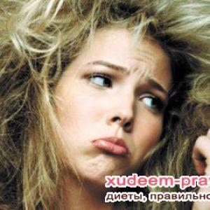 Догляд за пошкодженим волоссям в домашніх умовах