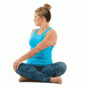 Вправи для полегшення болю в плечах і шиї