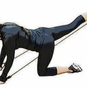 Вправи для зміцнення сідниць
