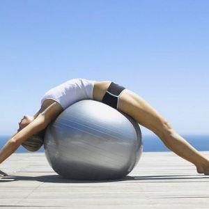 Вправи для зміцнення м`язів спини при остеохондрозі