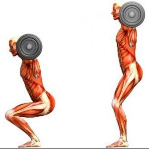 Вправи для зміцнення ніг