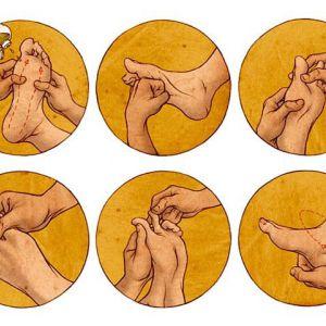 Вас приємно здивує те, що станеться після масажу стоп!